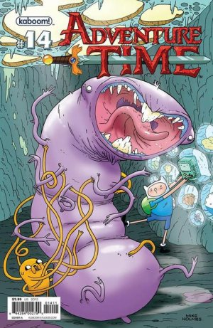 Adventure time # 14 Issues