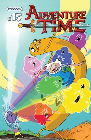 Adventure time # 15 Issues