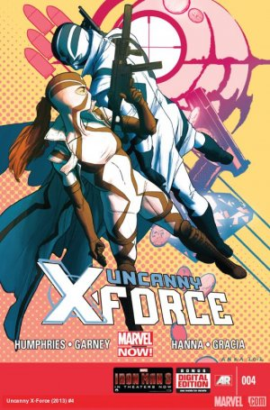 Uncanny X-Force # 4 Issues V2 (2013 - 2014)