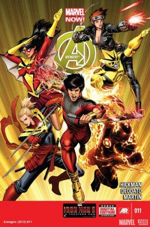 Avengers # 11 Issues V5 (2012 - 2015)