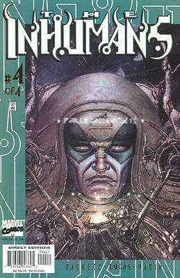 Inhumains # 4 Issues V3 (2000)