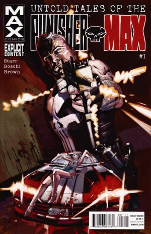 Untold Tales of Punisher MAX # 1 Issues