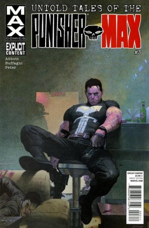 Untold Tales of Punisher MAX # 3 Issues