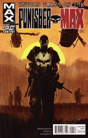 Untold Tales of Punisher MAX # 4 Issues