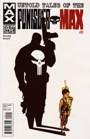 Untold Tales of Punisher MAX # 5 Issues