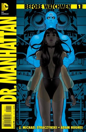 Before Watchmen - Dr. Manhattan édition Issues