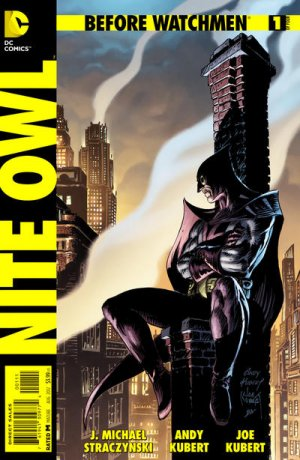 Before Watchmen - Nite Owl édition Issues