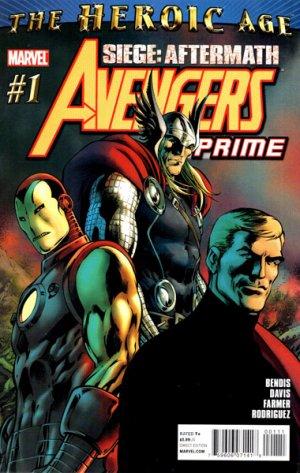 Avengers - Réunion édition Issues