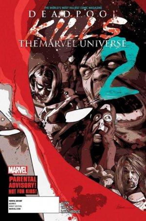 Deadpool Massacre Marvel # 2 Issues (2012)