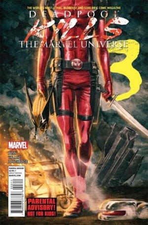 Deadpool Massacre Marvel # 3 Issues (2012)