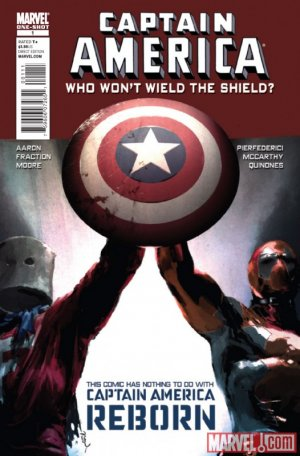 Captain America - Who won't wield the shield ? édition Issues