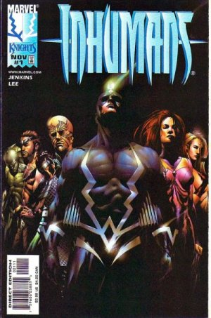 Inhumains # 1 Issues V2 (1998 - 1999)