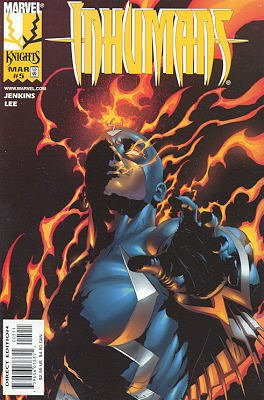 Inhumains # 5 Issues V2 (1998 - 1999)
