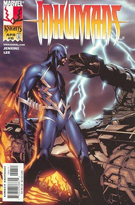 Inhumains # 6 Issues V2 (1998 - 1999)