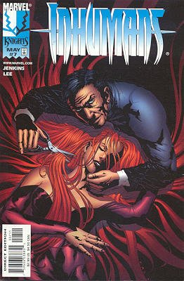 Inhumains # 7 Issues V2 (1998 - 1999)