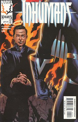 Inhumains # 11 Issues V2 (1998 - 1999)