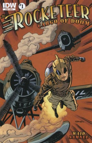 The Rocketeer - Cargo of Doom édition Issues