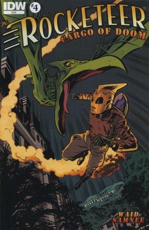 The Rocketeer - Cargo of Doom # 4 Issues
