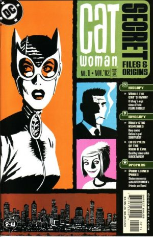 Catwoman - Secret Files and Origins édition Issues