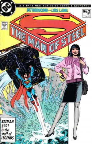 Man of Steel # 2 Issues V1 (1986)