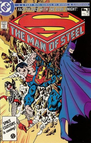 Man of Steel # 3 Issues V1 (1986)