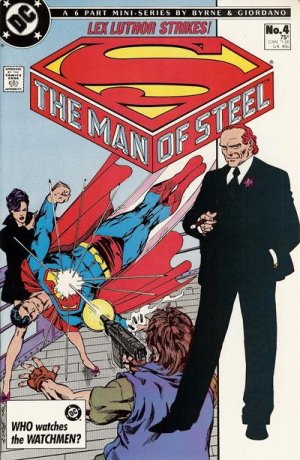Man of Steel # 4 Issues V1 (1986)