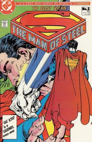 Man of Steel # 5 Issues V1 (1986)