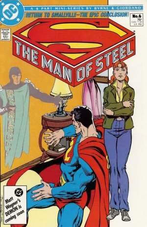 Man of Steel 6 - The Haunting