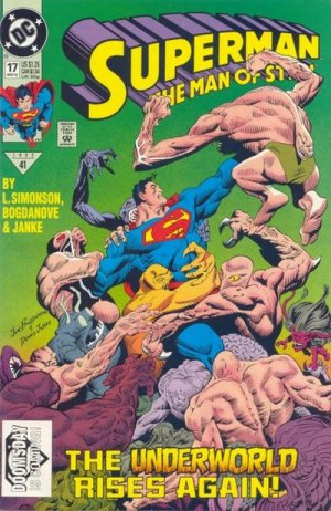 Superman - The Man of Steel # 17 Issues V1 (1991 - 2003)