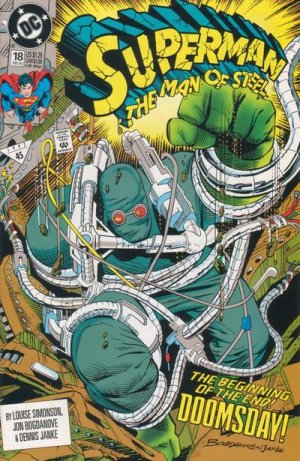 Superman - The Man of Steel # 18 Issues V1 (1991 - 2003)