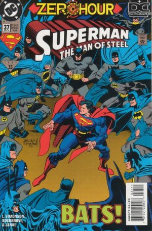 Superman - The Man of Steel # 37 Issues V1 (1991 - 2003)