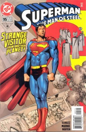 Superman - The Man of Steel # 95 Issues V1 (1991 - 2003)
