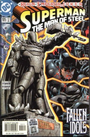 Superman - The Man of Steel # 105 Issues V1 (1991 - 2003)