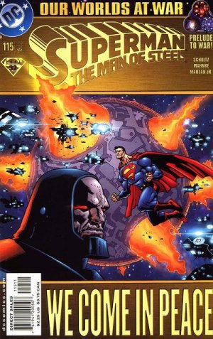 Superman - The Man of Steel # 115 Issues V1 (1991 - 2003)