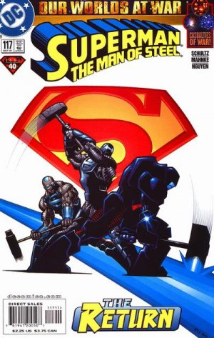 Superman - The Man of Steel # 117 Issues V1 (1991 - 2003)