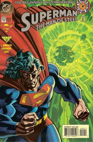 Superman - The Man of Steel # 0 Issues V1 (1991 - 2003)