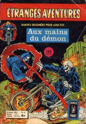 Warlock # 45 Kiosque (1966 - 1983)