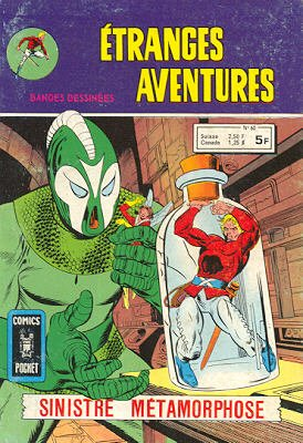 Marvel Feature # 60 Kiosque (1966 - 1983)