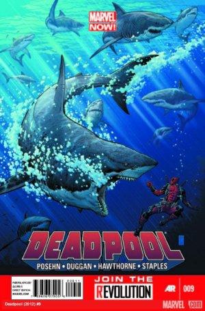 Deadpool # 9 Issues V4 (2012 - 2015)