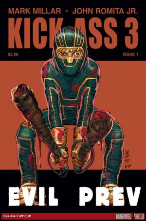 Kick-Ass 3 # 1 Issues (2013 - 2014)