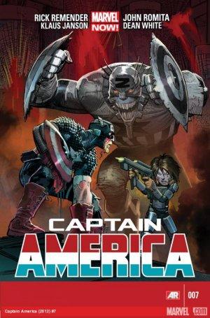 Captain America # 7 Issues V7 (2012 - 2014)