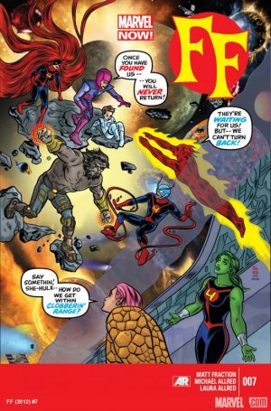 FF # 7 Issues V2 (2012-2014)