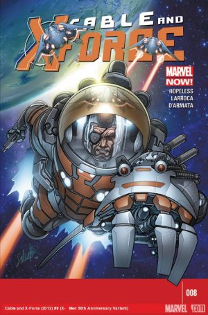 Cable and X-Force # 8 Issues (2012 - 2014)