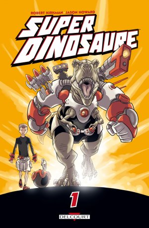 Super dinosaure édition TPB hardcover (cartonnée)