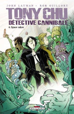 Tony Chu, détective cannibale # 6