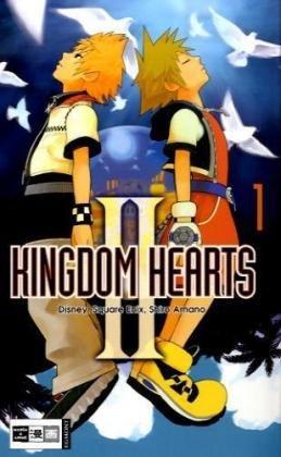Kingdom Hearts II édition Allemande