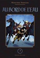 couverture, jaquette Au Bord de l'Eau 3  (Delcourt Manga)
