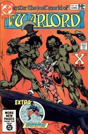 The Warlord # 46 Issues V1 (1976 - 1988)