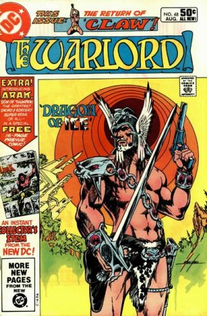 The Warlord # 48 Issues V1 (1976 - 1988)