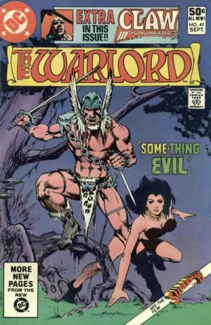 The Warlord # 49 Issues V1 (1976 - 1988)